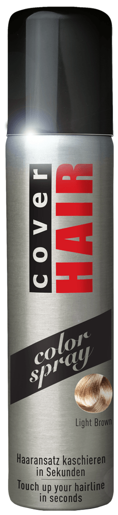 Cover Hair Color Spray - mahagony