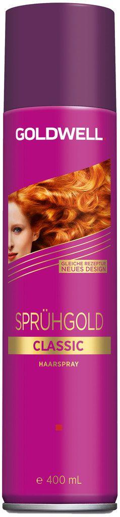 Goldwell Sprühgold Classic Haarspray - 400 ml