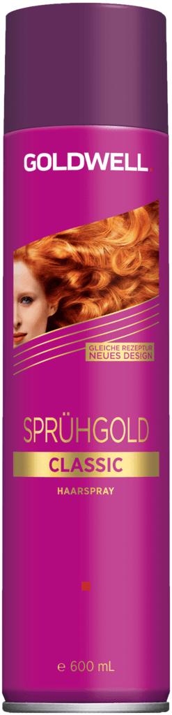 Goldwell Sprühgold Classic Haarspray - 600 ml 207510