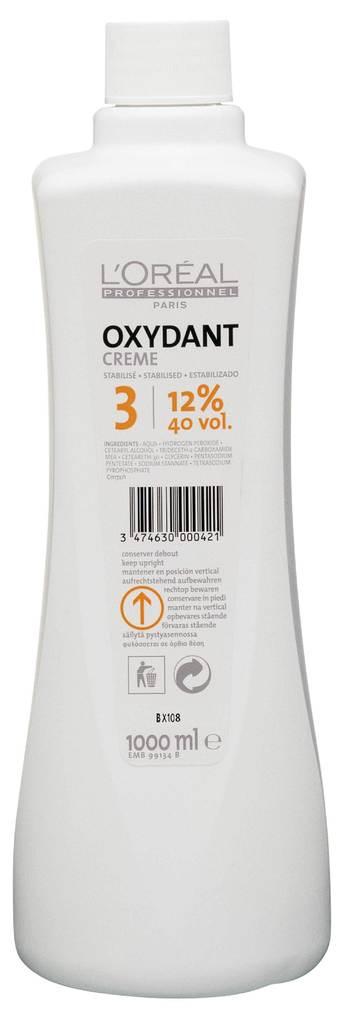 L'Oréal Professionnel Loreal Oxydant Creme 12%