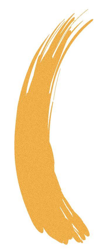 Comair Hair Mascara - gelb (7)