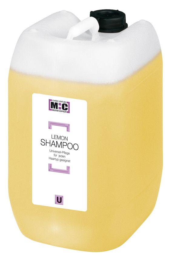 Comair MC Lemon Shampoo - 5 Liter