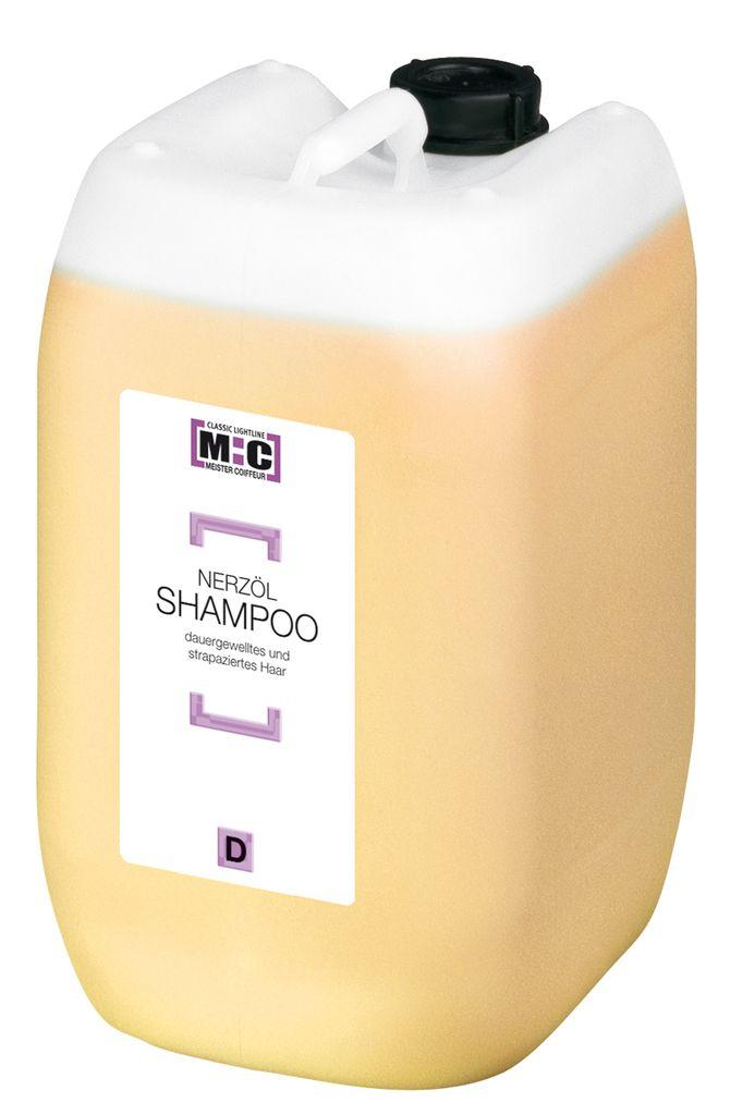 Comair MC Nerzöl Shampoo - 5 Liter