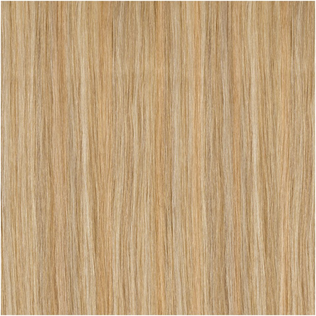 SHE by SOCAP SHE Echthaarsträhne Goldhellblond - Farbe 140 - 30-40 cm