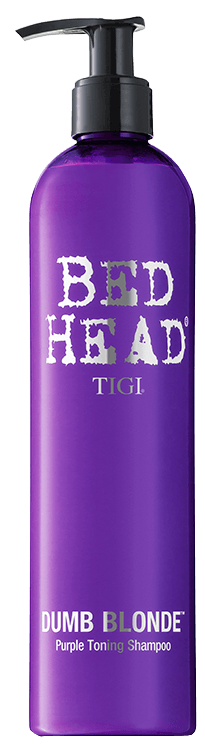 Tigi Bed Head Dumb Blonde Purple Toning Shampoo 300315