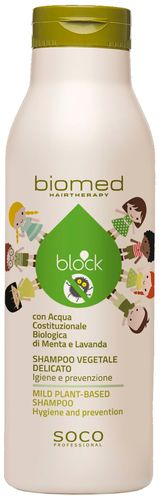 Biomed BLOCK - Kopfläuse Shampoo - 400ml