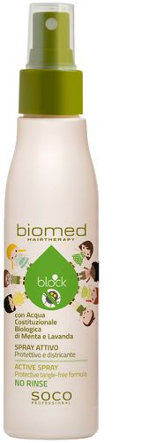Biomed BLOCK - Kopfläuse Spray - 150ml