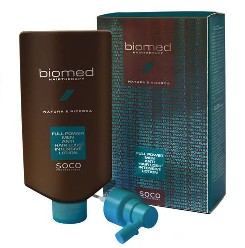 Biomed Full Power MEN Anti Hairloss Intensive Lotion