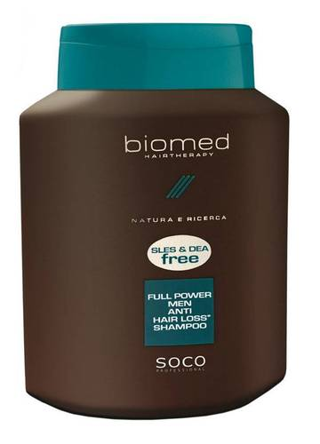 Biomed Full Power MEN Anti Hairloss Shampoo