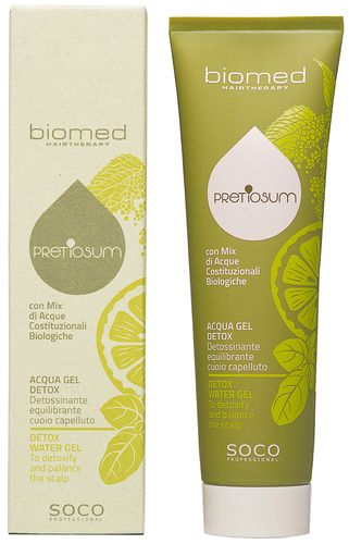 Biomed PRETIOSUM Detox-Acqua Gel