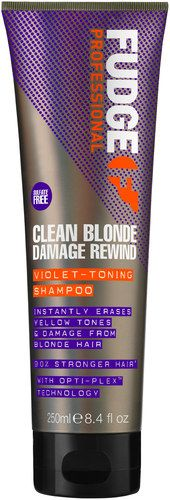Fudge Clean Blonde Damage Rewind Shampoo