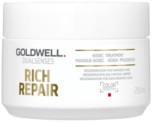 Goldwell Dualsenses Rich Repair 60s Treatment - 200 ml