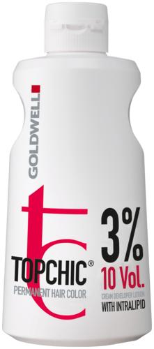 Goldwell Topchic Developer Lotion - 3 % - 1000ml