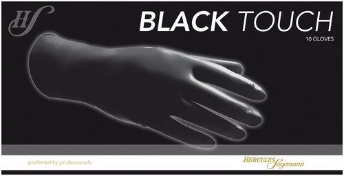 Hercules Sägemann Handschuhe schwarz (1 Stück) - Large