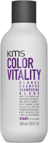 KMS Colorvitality Blonde Shampoo - 300 ml