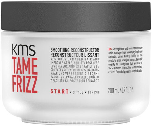 KMS Tamefrizz Smoothing Reconstructor