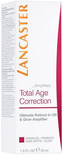 Lancaster Total Age Correction Retinol Ultimate Serum & Glow Amplifier