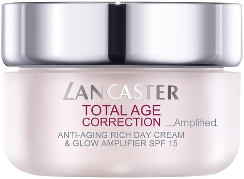 Lancaster Total Age Correction Rich day cream SPF15 Amplified