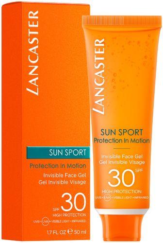 Lancaster Sun Sport Face Invisible Gel SPF30