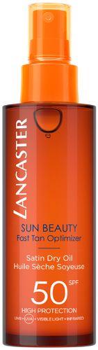 Lancaster Fast Tan Dry Oil Optimizer SPF50