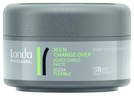 Londa Change Over Remodellierbare Stylingpaste - 75ml