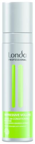 Londa Impressive Volume Leave-In Conditioning Mousse - 200ml
