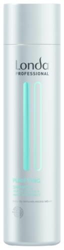Londa Purifying Shampoo gegen fettige Kopfhaut - 250ml