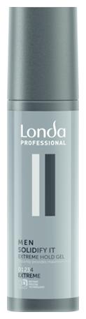 Londa Solidify It Gel für starken Glanz - 100ml