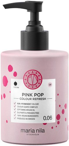 Maria Nila Colour Refresh Pink Pop 0,06 - 300ml