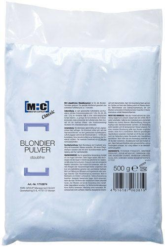 M:C Blondierpulver Classic 500g Beutel