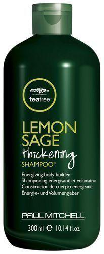 Paul Mitchell Lemon Sage thickening Shampoo - 300 ml