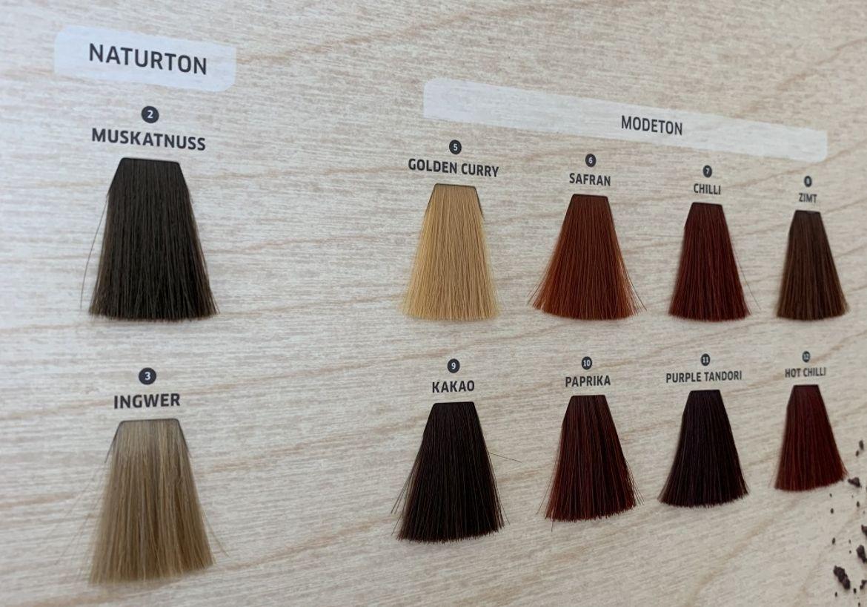 Wie lange hält henna haarfarbe