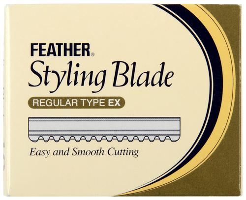 Rasiermesser Feather Ersatzklingen 10 Stück