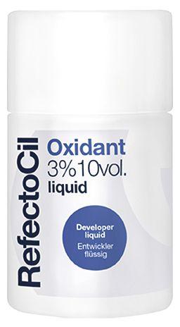 RefectoCil 3% Entwicklerflüssigkeit für Augenbrauen und Wimpernfarbe - 100ml