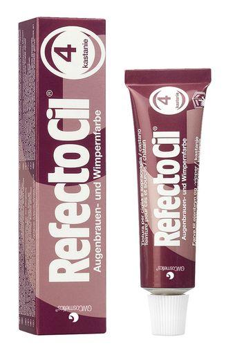 RefectoCil 4 Augenbrauen-und Wimpernfarbe