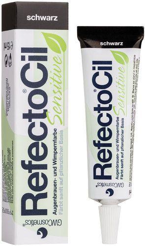RefectoCil Sensi schwarz 15ml Augenbrauen und Wimpernfarbe Sensitive