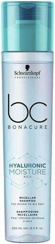 Schwarzkopf BC Hyaluronic Moisture Kick Micellar Shampoo - 250ml