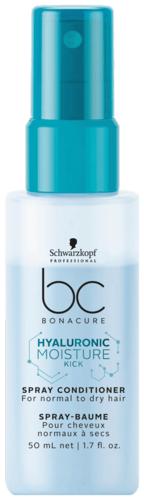 Schwarzkopf BC Hyaluronic Moisture Kick Spray Conditioner - 50 ml