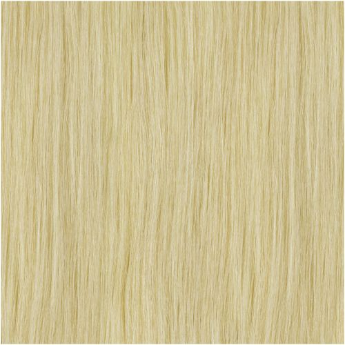 SHE Echthaarsträhne Platinblond - Farbe 1001