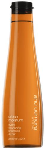 Shu Uemura Urban Moisture Hydro-Nourishing Shampoo dry hair - 300 ml