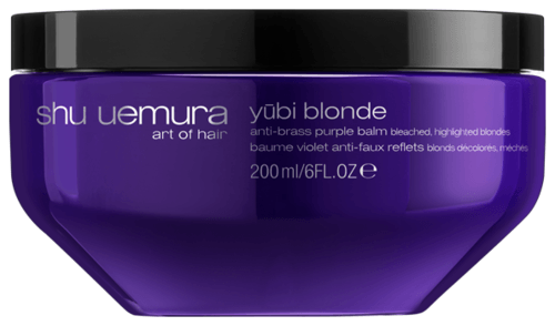Shu Uemura Yubi Blonde Anti-brass purple balm