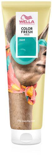 Wella Color Fresh Mask 150ml - Mint