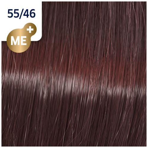 Wella Koleston Perfect Me+ Vibrant Reds 60ml - 55/46 hellbraun intensiv rot-violett