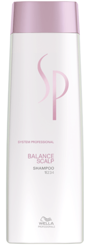 Wella SP Balance Scalp Shampoo - 250ml