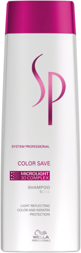 Wella SP Color Save Shampoo - 250ml