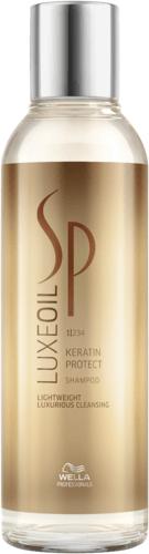 Wella SP Luxeoil Keratin Protect Shampoo - 200ml